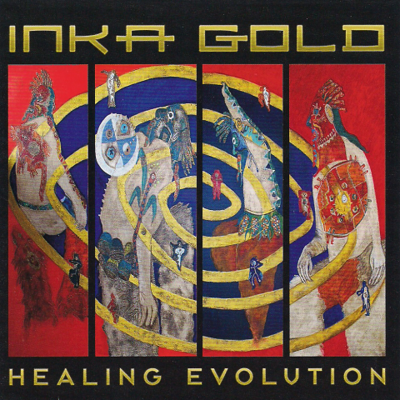 Healing Evolution | Audio CD
