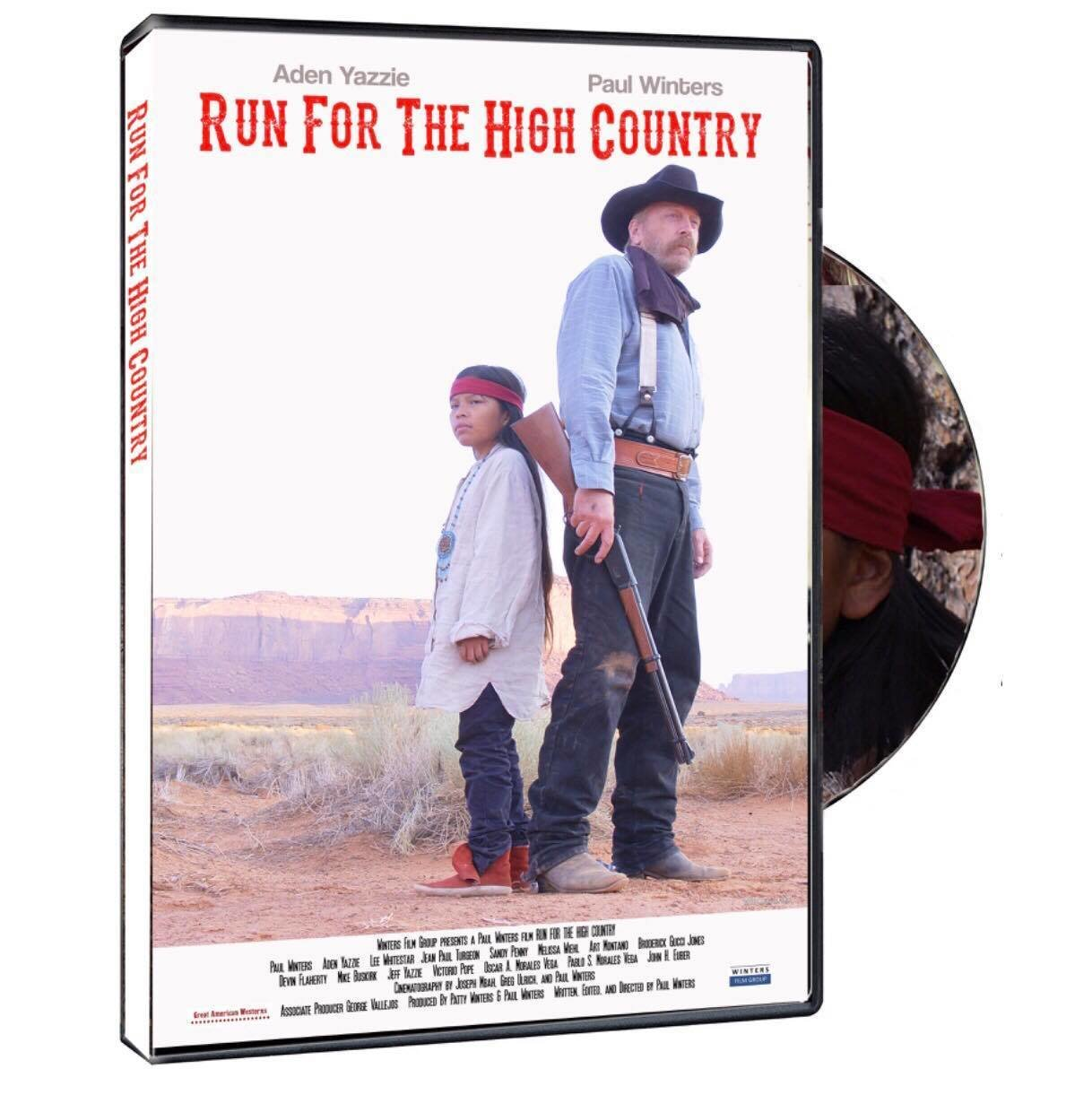 DVD Run For The High Country