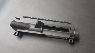 Made-To-Order, T91/AR15 Style Upper Receiver - Stripped