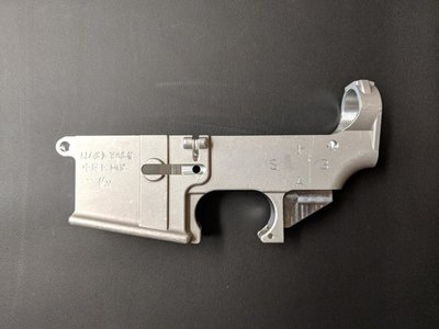 T91 80% Lower Receiver