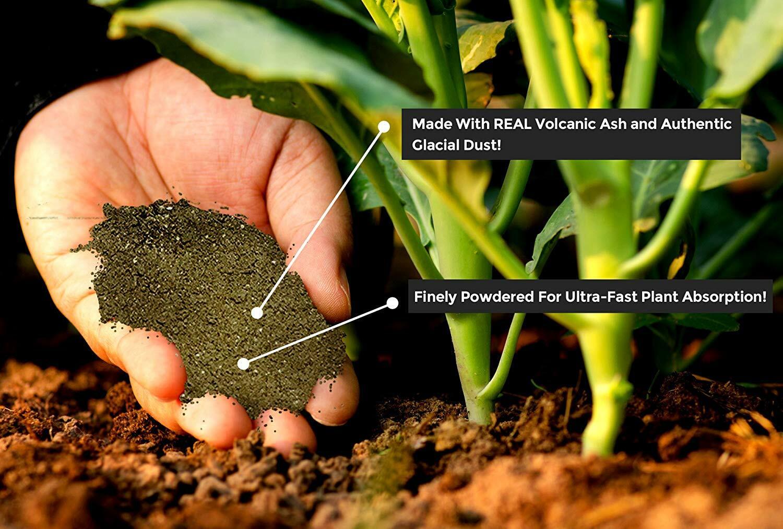 Primal Plant Food - Rock-Powder Based Organic Ingredients, 3 lbs.