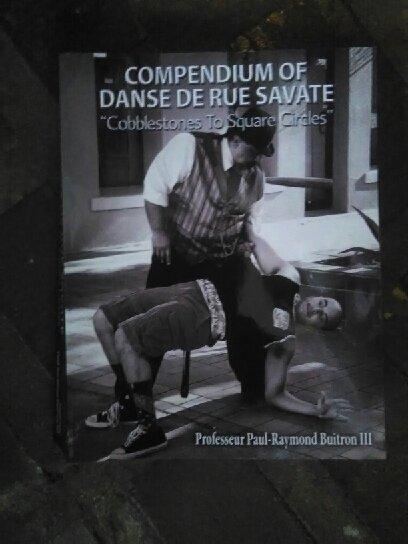 Danse De Rue Savate: Compendium 00001