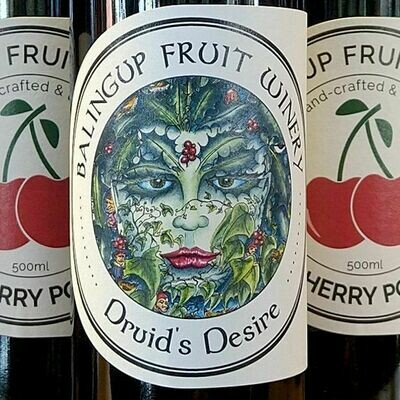 Druid's Desire  (Cherry Port) - Free Shipping!