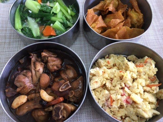 Lunch -  20 Days (5 days/ Week) lunch 20 days