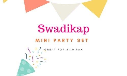 Mini Party Set Swadikap Mini Party Set Swadikap