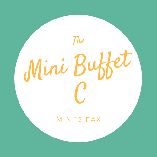 Mini Buffet C (Min 15 pax) 00007