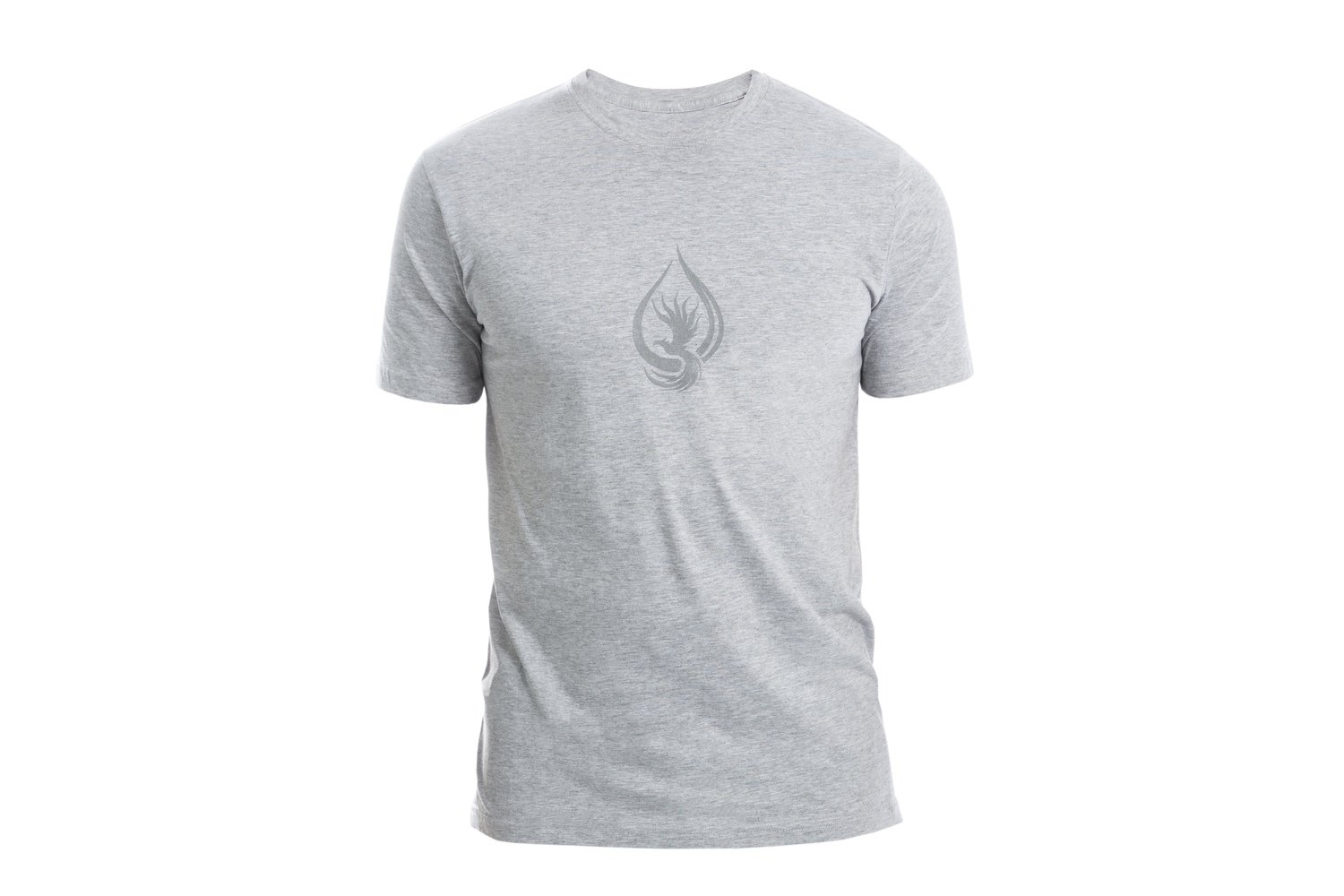 T-shirt MAN Grey/Silver