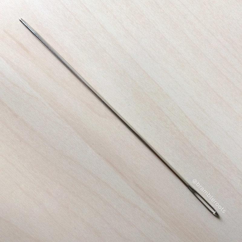 """5"""" Weaving Needle 00016"""