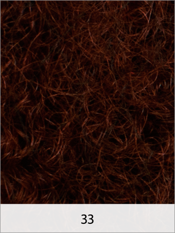 #33 Dark Auburn (Vibrant Red Brown)
