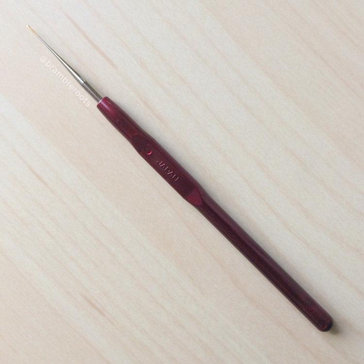 0.45mm Instant Lock Crochet Tool - Hard Grip 00000