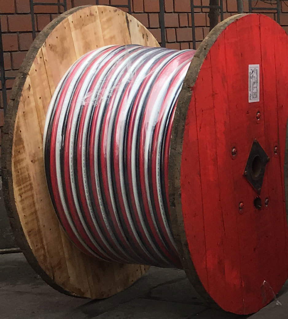 Cable N2XOH 3X1X10mm2
