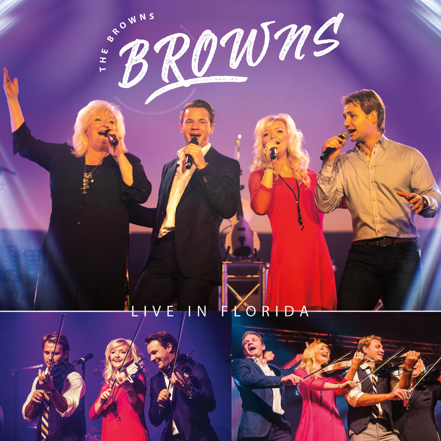 NEW - Browns Live in Florida - CD