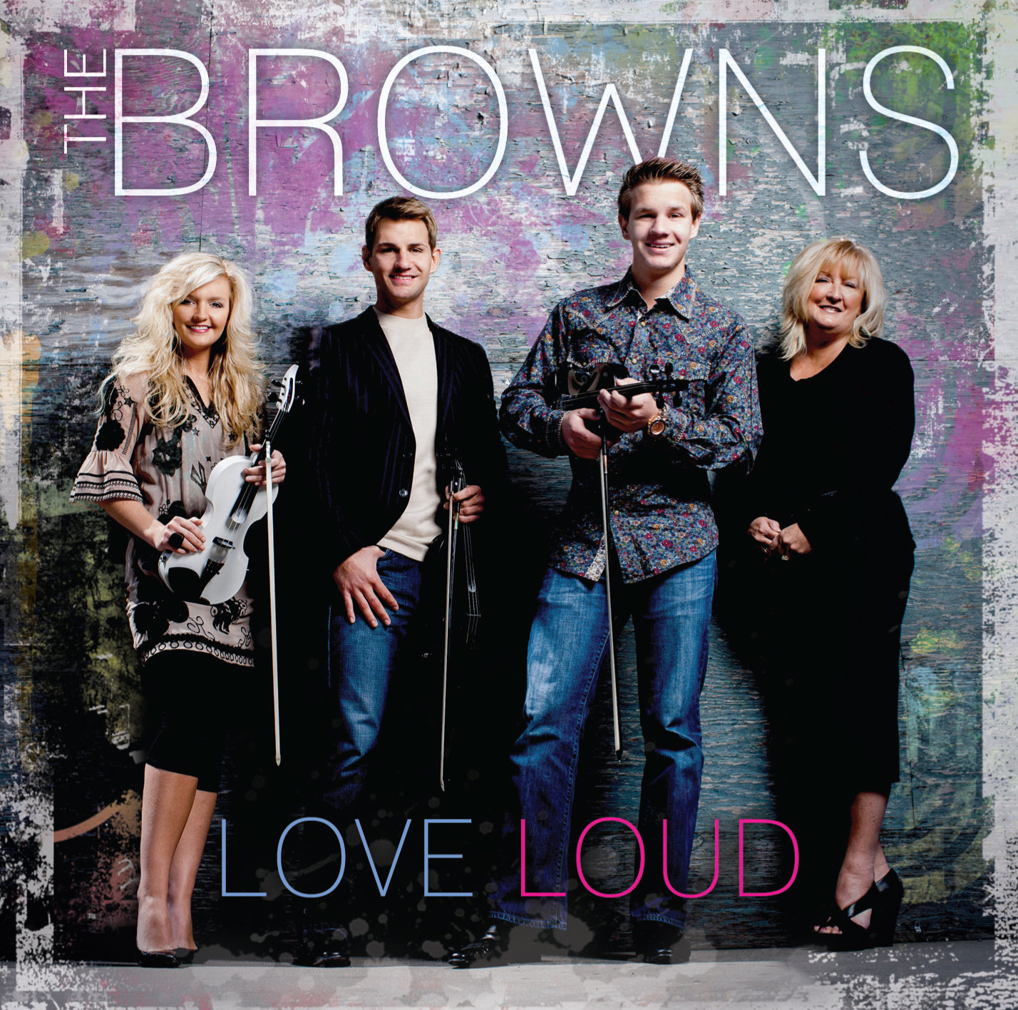 Love Loud - CD