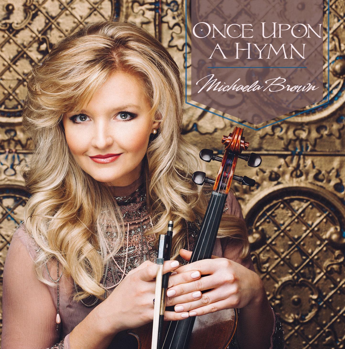 Once Upon A Hymn - Violin CD 00003