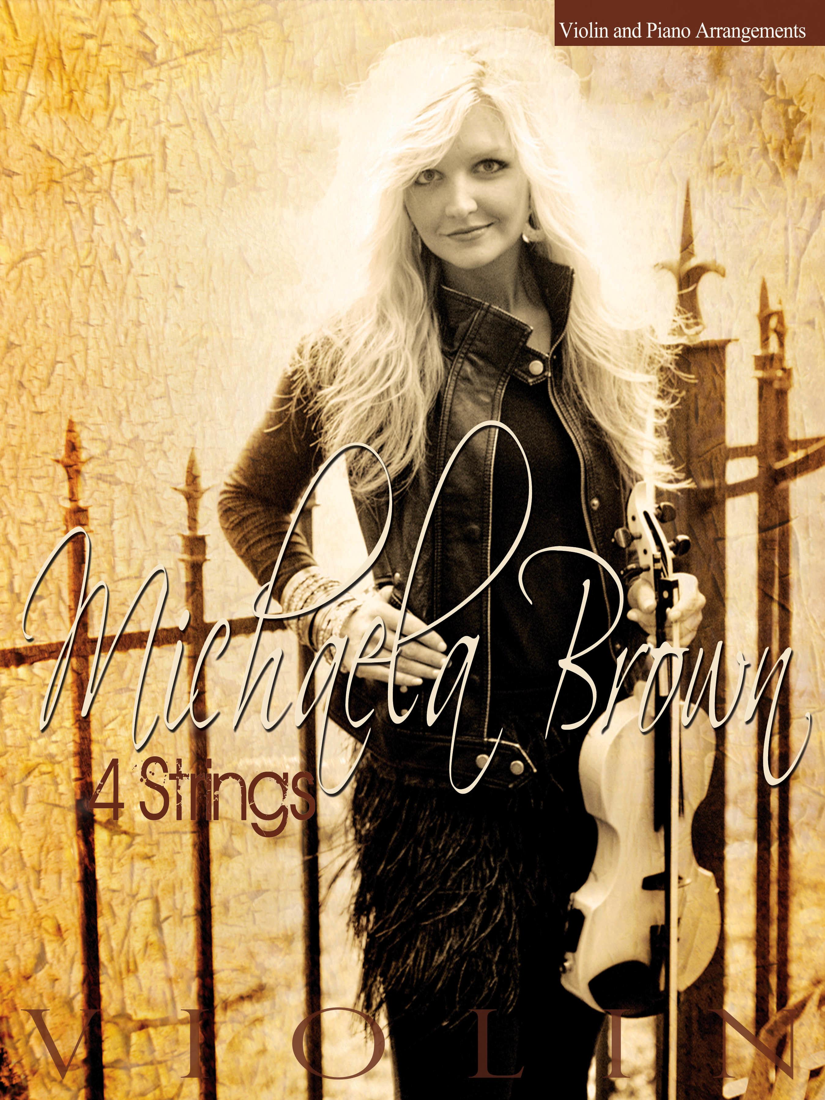 4 Strings - Music Book + CD 00006