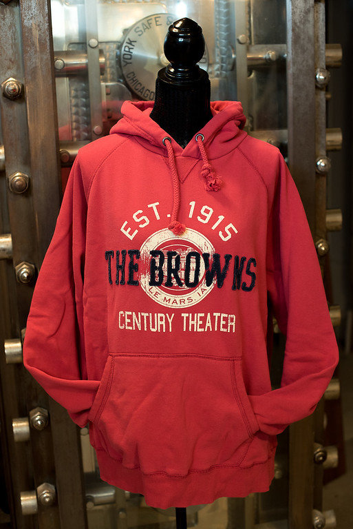 Browns Theater Hoodie 00020
