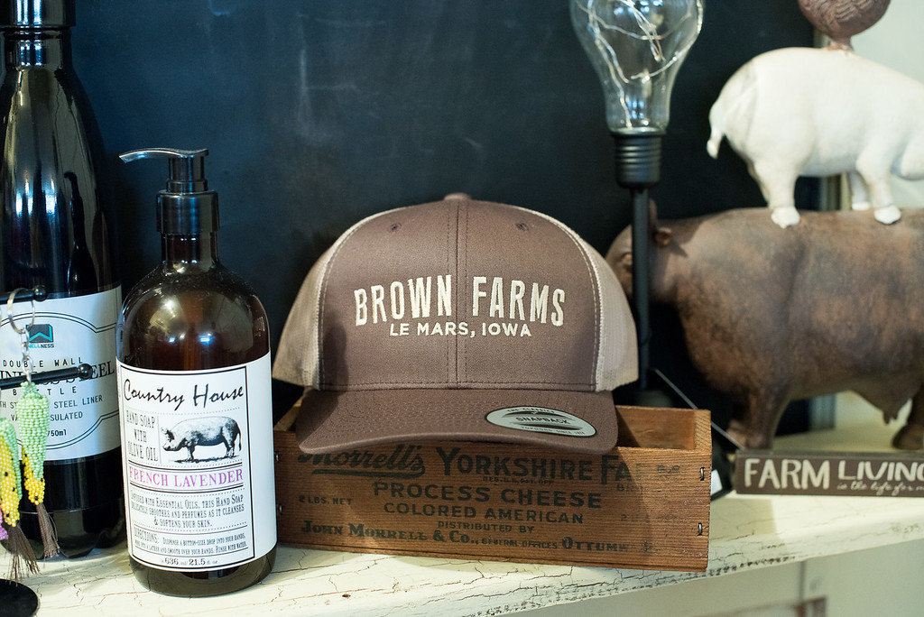 Brown Farms - Hat (Trucker Style)