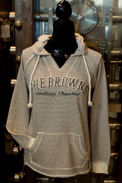 Browns Century Theater - Stripped Sweatshirt 00019