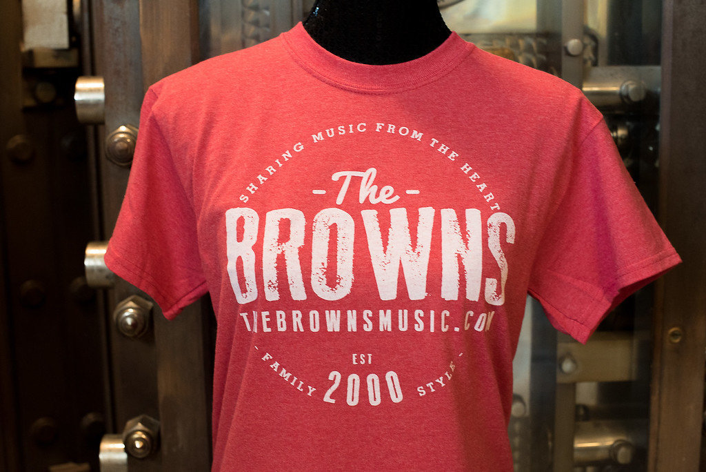 The Browns Rustic Red - T-Shirt