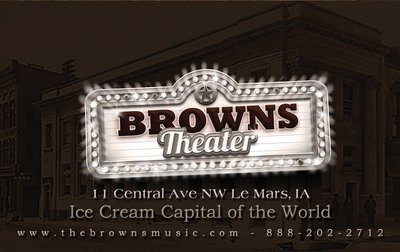Browns Theater Gift Card