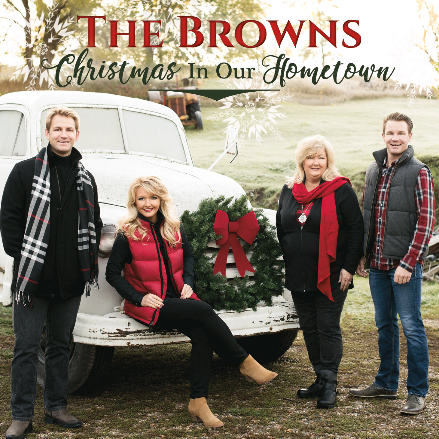 Christmas In Our Hometown - CD 00031