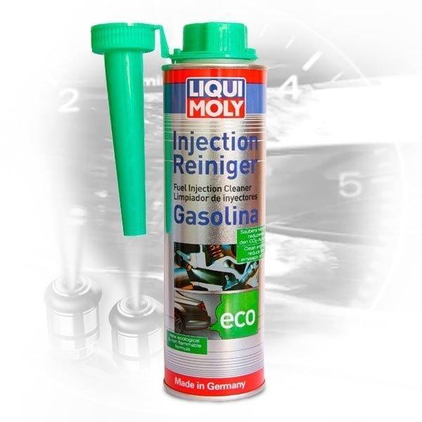 Liqui Moly Injection Reiniger | Aditivo de combustible para limpieza de inyectores y válvulas