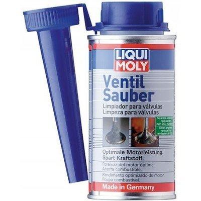 Liqui Moly Ventil Sauber | Valve Clean | Aditivo de gasolina para descarbonizar válvulas
