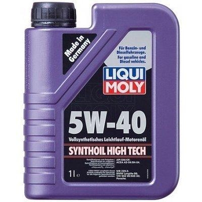 Liqui Moly Synthoil High Tech 5W-40 1 Litro