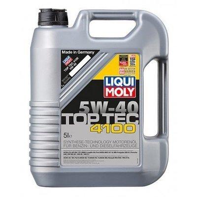 Liqui Moly Top Tec 4100 5W-40 5 Litros