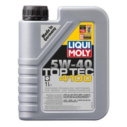Liqui Moly Top Tec 4100 5W-40 1 Litro