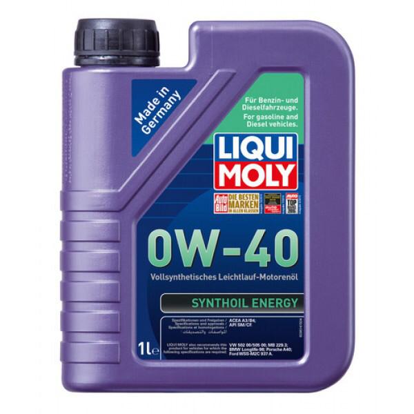 Liqui Moly Synthoil Energy 0W-40 1 Litro