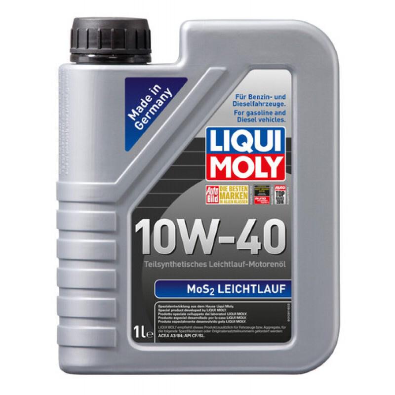 Liqui Moly MoS2 Leichtlauf 10W-40 1 Litro