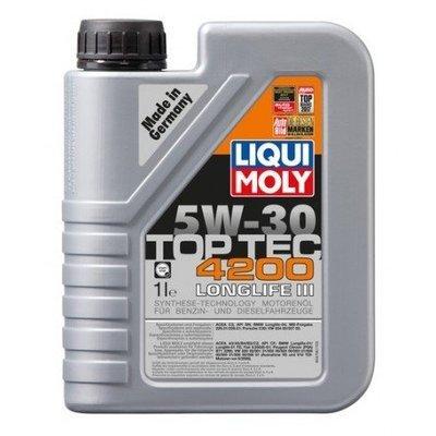 Liqui Moly Top Tec 4200 Long Life III 5W-30 1 Litro