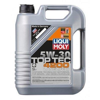 Liqui Moly Top Tec 4200 Long Life III 5W-30 5 Litros