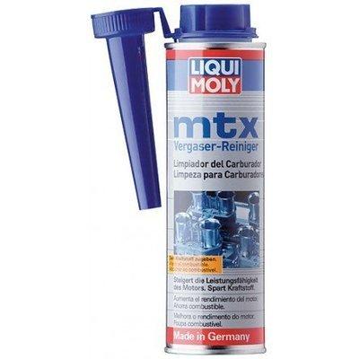 Liqui Moly MTX Vergaser Reiniger | Aditivo limpiador del carburador