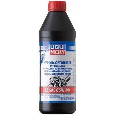Liqui Moly Hypoid Getriebeöl (GL5) LS SAE 85W-90 | Aceite para engranajes hipoides (GL5) SAE 85W-90 LS 1 Litro