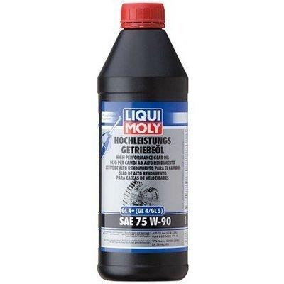 Liqui Moly Hochleistungs Getriebeöl (GL4+) SAE 75W-90 | Aceite de alto rendimiento para el cambio (GL4+) SAE 75W-90 1 Litro