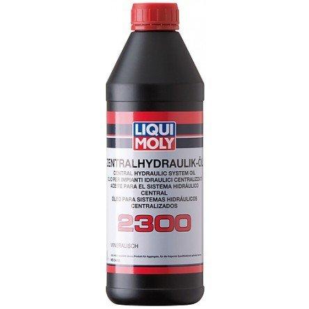 Liqui Moly Zentralhydraulik Öl 2300 | Aceite mineral para el sistema hidráulico central 2300 1 Litro