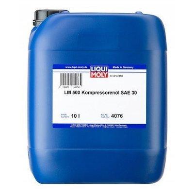 Liqui Moly LM 500 Kompressorenöl SAE 30 | Aceite para compresores SAE 30 | 10 Litros