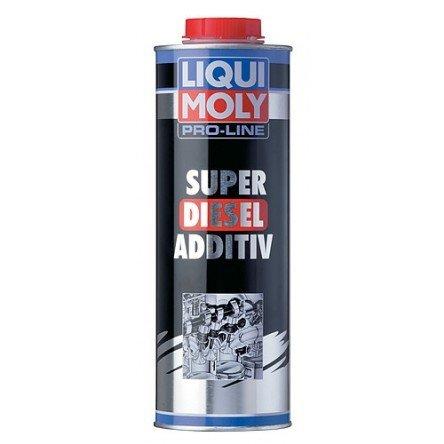 Liqui Moly Super Diesel Additiv | Aditivo super diésel | Aditivo diesel para aumentar cetanos y evitar golpeteo | 1 Litro