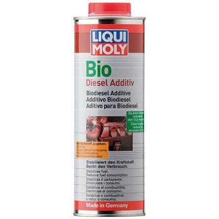 Liqui Moly Bio Diesel Additiv | Aditivo para biodiesel | 1 Litro | Mejora la combustión de biodisel y reduce el consumo de combustible