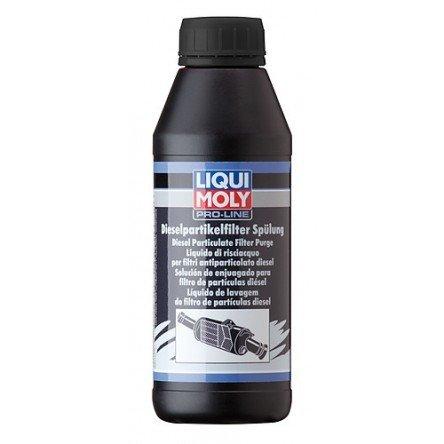 Liqui Moly Pro-Line Dieselpartikelfilter-Spülung | Solución de enjuagado para filtro de partículas diésel (Fase 2)