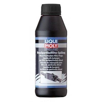 Liqui Moly Pro-Line Dieselpartikelfilter-Spülung   Solución de enjuagado para filtro de partículas diésel (Fase 2)