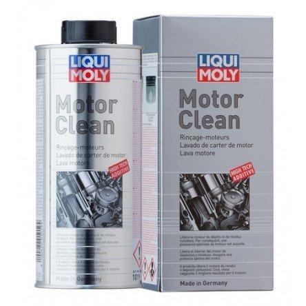 Liqui Moly Motor Clean | Aditivo para lavado y descarbonizado interno para motores