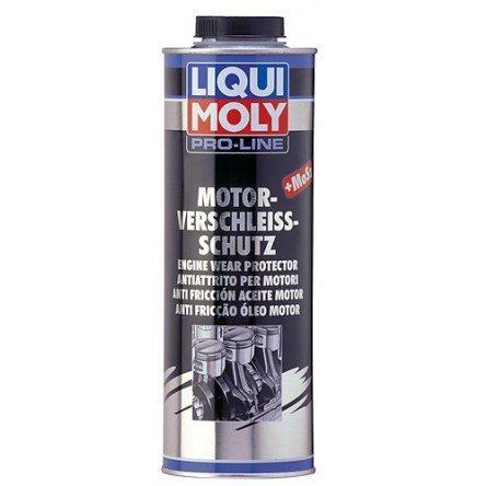 Liqui Moly Pro Line Motor Verschleiß Schutz | Anti fricción aceite motor | Aditivo antifriccionante MoS2 para el aceite