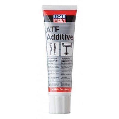 Liqui Moly ATF Additive | Previene y conserva las juntas de goma y fugas de dirección y del cambio automático