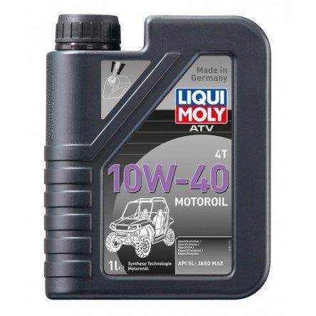 Liqui Moly Aceite Tecnología Sintética HC ATV 4T Motoroil 10W-40   API SL, JASO MA2