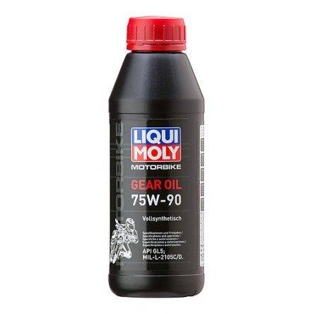 Liqui Moly Motorbike Gear Oil 75W-90   API GL5, MIL-L2105, MIL-L2105D