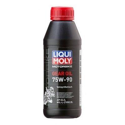 Liqui Moly Motorbike Gear Oil 75W-90 | API GL5, MIL-L2105, MIL-L2105D