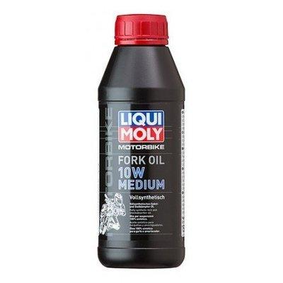 Liqui Moly Aceite Sintético Motorbike Fork Oil 10W medium